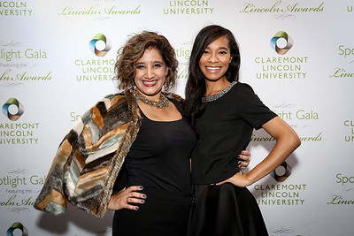 Claremont Lincoln University Gala at the Four Seasons in Beverly Hills on Nov. 18, 2017
