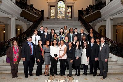 April 21, 2011. Boston, MA. Commonwealth Seminar graduation. © 2011 Marilyn Humphries