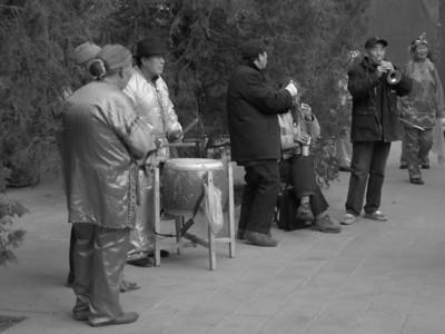 Temple Festival Troupe, #3