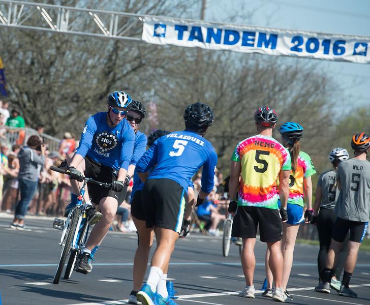 Tandem Race 2016