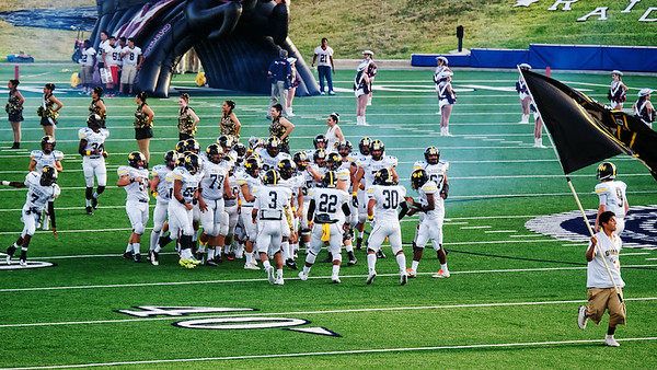 Spring Woods Football August 2014