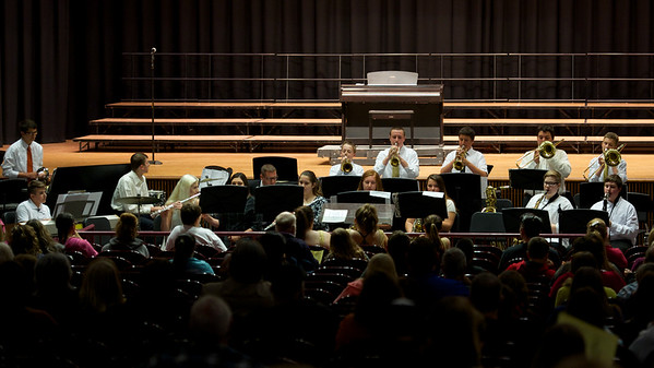 Springdale Band Choir 16