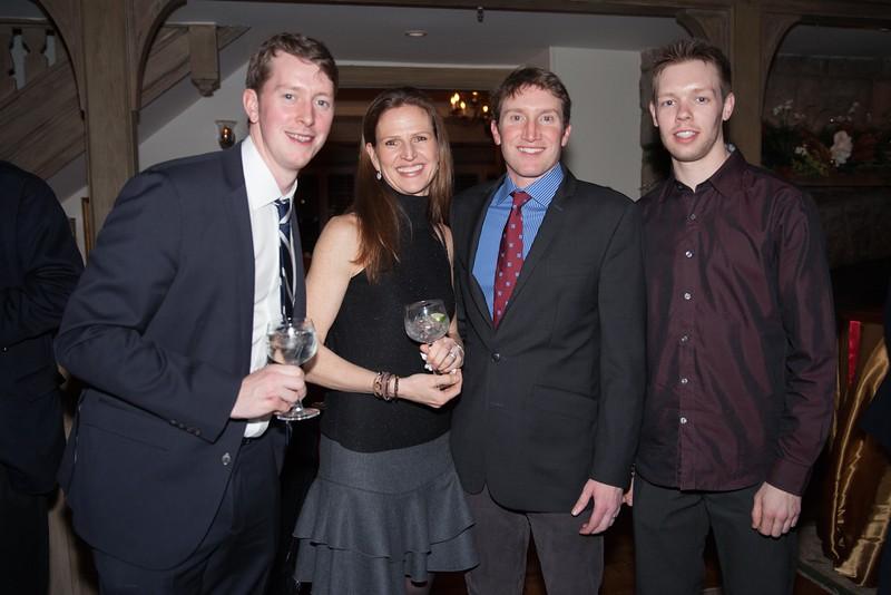 IMG_0182 Greg McArthur, Janine and Steve Scharff with Freddie Reid