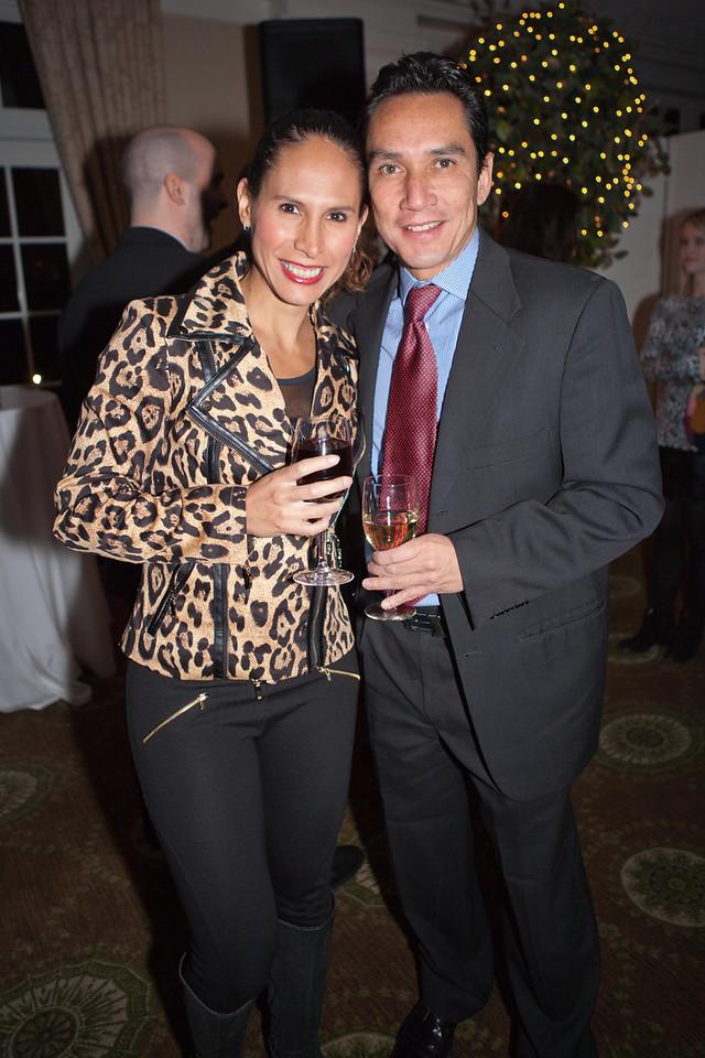 IMG_6750 Samantha Teran and Miguel Montero