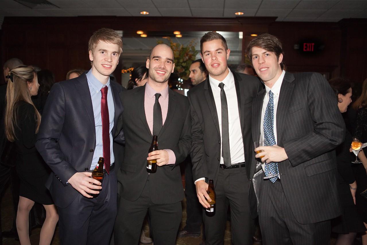 IMG_6712 Luke Butterworth, Adam Bews, Zac Alexander and Travis Judson