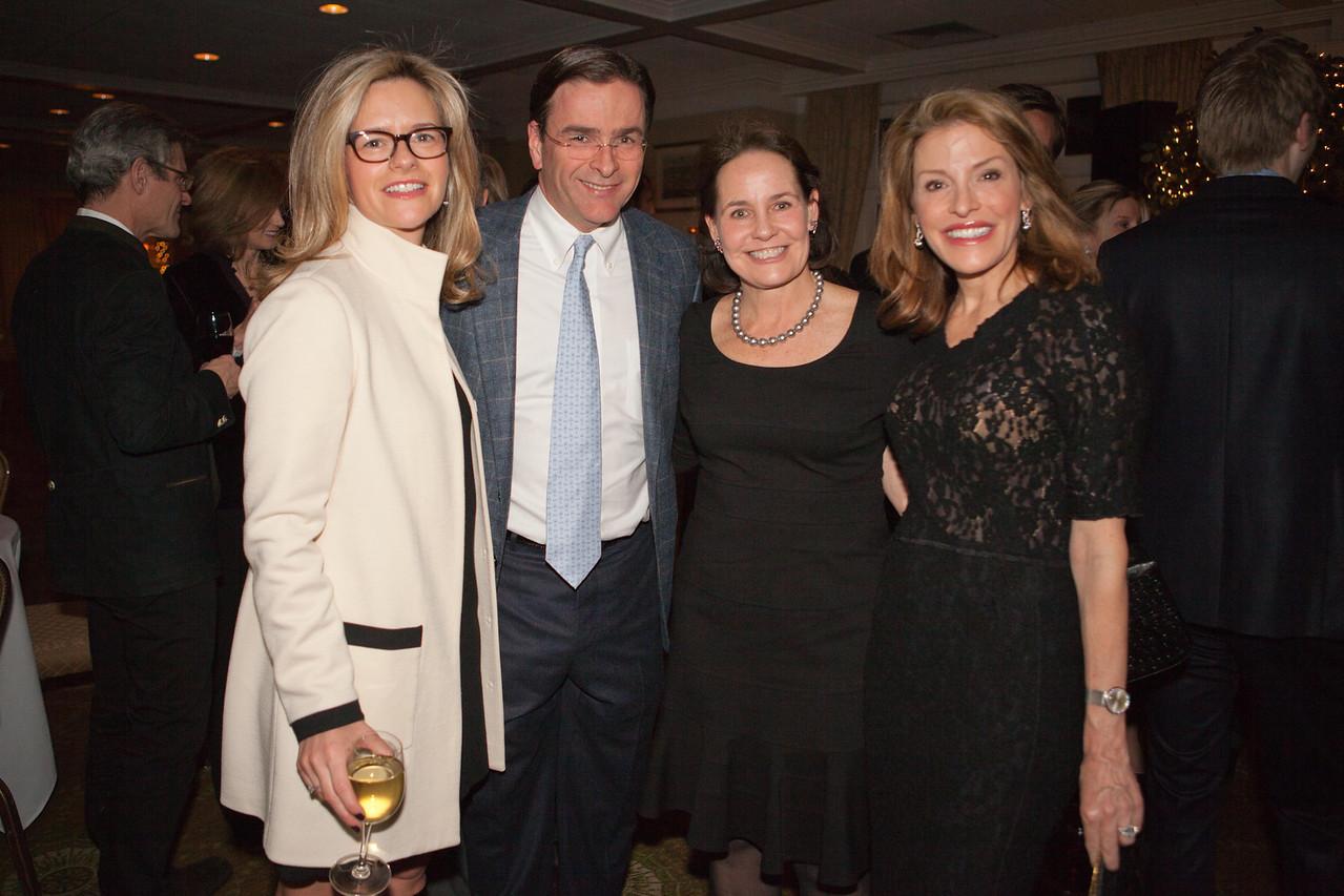 IMG_6731 Trish Davies, Ken and Marsha Mifflin with Aundrea Amine
