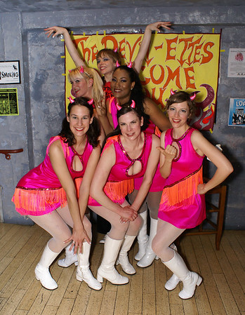 Squeak A Go Go with the Devil-Ettes