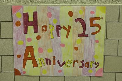 Sr. Denise's 25th Anniversary