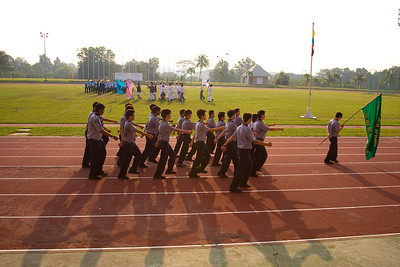SMSKL :: Annual Sports Day 2008