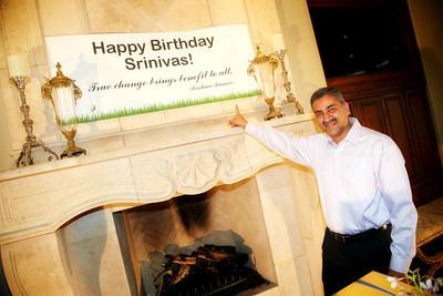Srinivas Surprise Birthday
