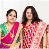 Sruthi Half Saree Function