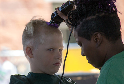 St. Baldricks at Dell Childrens