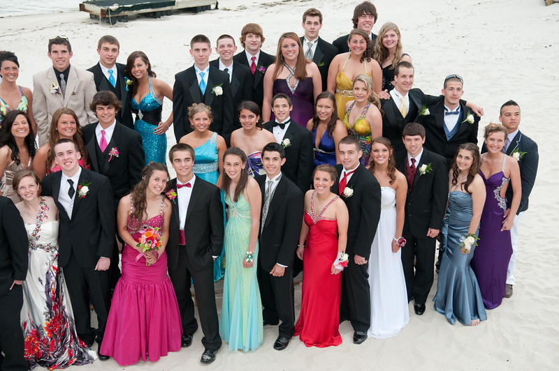 St Bernard's Prom 'pre-event'