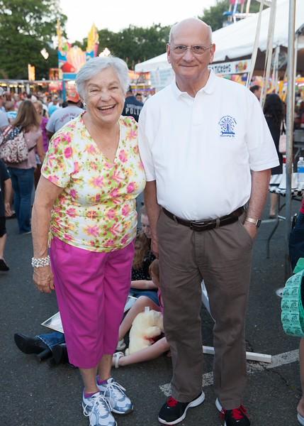 IMG_9363 Sheila Raymond and Reverend Monsignor Alan Detscher
