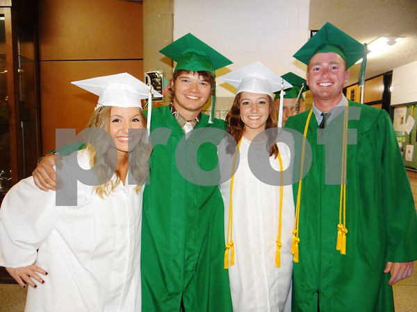Megan Lowe, Lane Florey, Katy Bocken, and Aaron Chalstrom