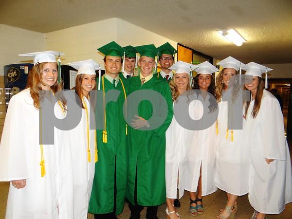 Graduating class 2013