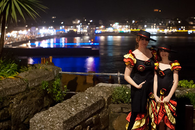 St Ives New Year's Eve 2011