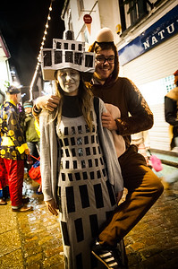 NEW YEAR'S EVE St Ives 2013