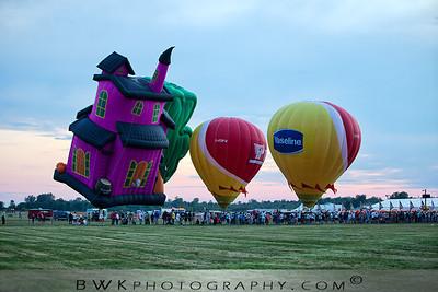 St. Jean sur Richelieu 2011 Balloon Festival 7