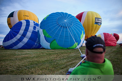 St. Jean sur Richelieu 2011 Balloon Festival 5