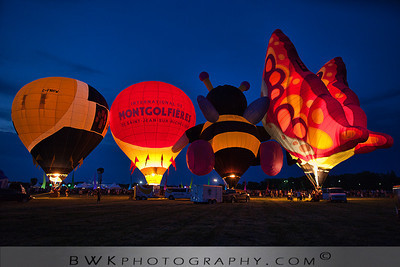 St. Jean sur Richelieu 2011 Balloon Festival 16