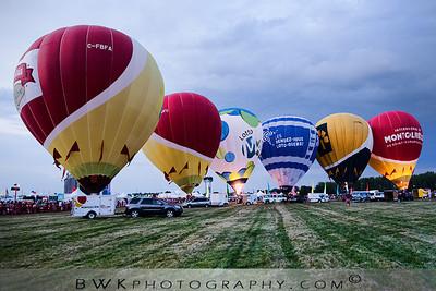 St. Jean sur Richelieu 2011 Balloon Festival 8