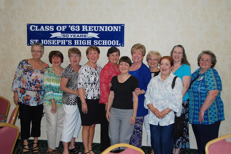 Girls Class of '63