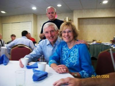 Bob & Hilde Gilman, & Fred Freitas
