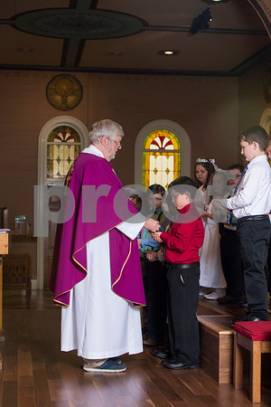 St. John Berchman's Communion 2017