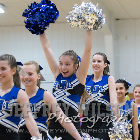 """Welcome to the photo section for the 2015 St. John's Cheer Competition. All photos are now posted—the images from each school are in separate folders (including competition photos and posed/team photos). You can purchase photos directly through this website. Photos are available as prints in various sizes, including mounted and framed, and are also available as digital downloads. Please <a href=""""mailto:jeffreywilsonphoto@gmail.com"""">email me</a> me with any questions or for more information."""