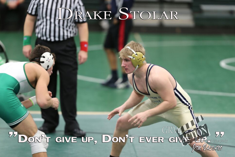 1 Drake Stolar with quote