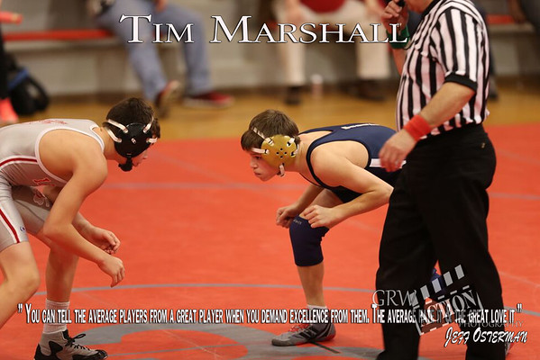 1 Tim Marshall with quote