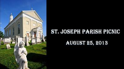 St Joseph Picnic 2013