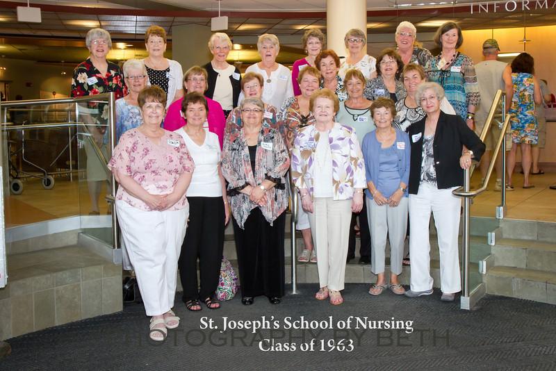 Class of 1963 Photo