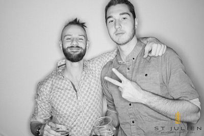 St. Julien Holiday Party | 01.07.17