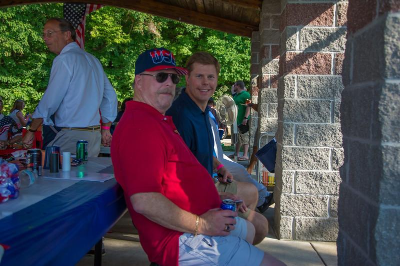 Bruce Buwalda & Dean Plocher