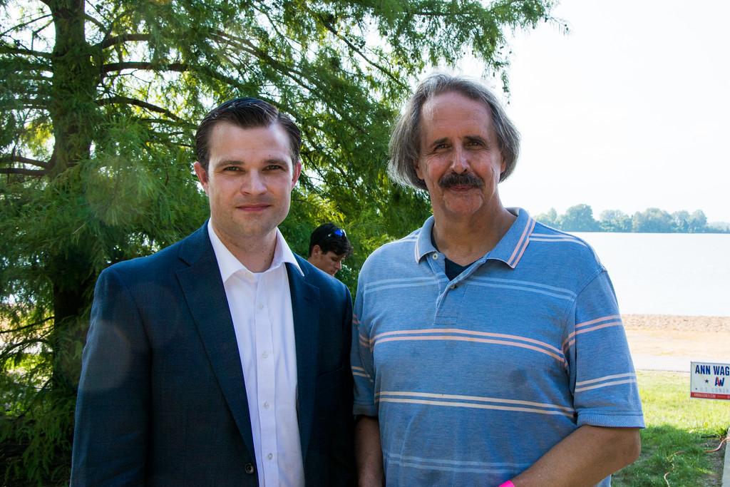 Paul Curtman & Mark Comfort