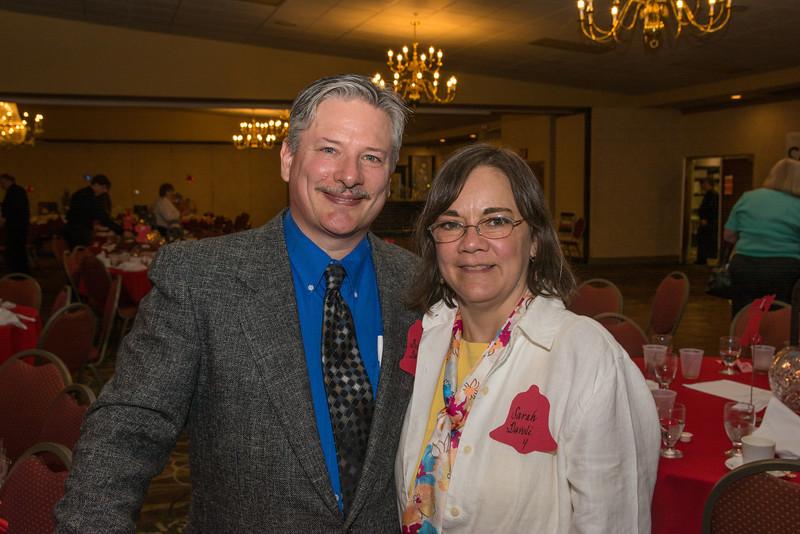 Bob and Sarah Davoli
