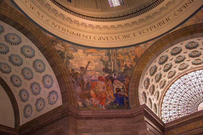 Rotunda Art