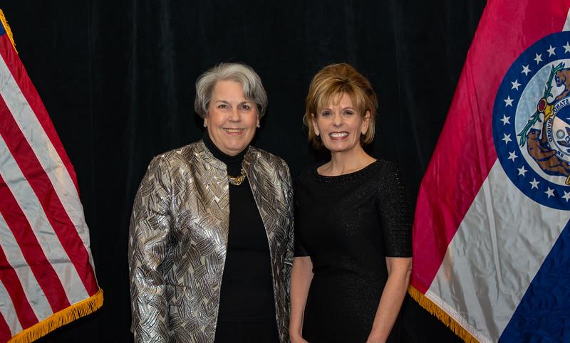 Mary Beth Engler, Susie Eckelkamp