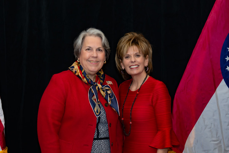 Mary Beth Engler and Susie Eckelkamp