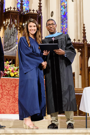 St. Martin's Diplomas 2018