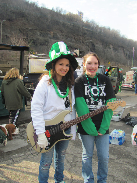 *St Paddy's day 2011