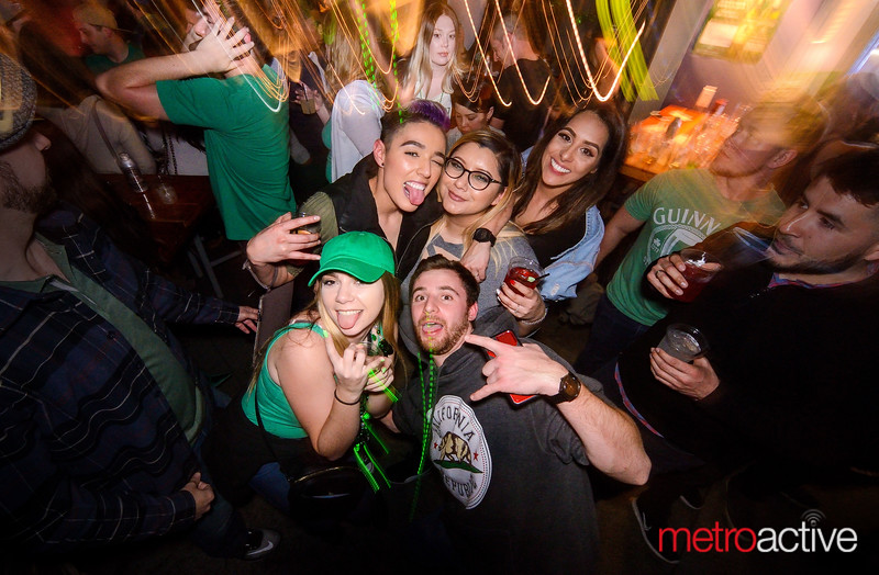 PHOTOS: St. Patrick's Day 2018 //  Pub Crawl