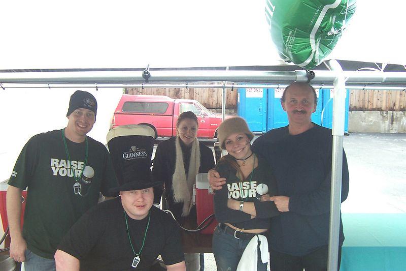 Outdoor Bar Crew