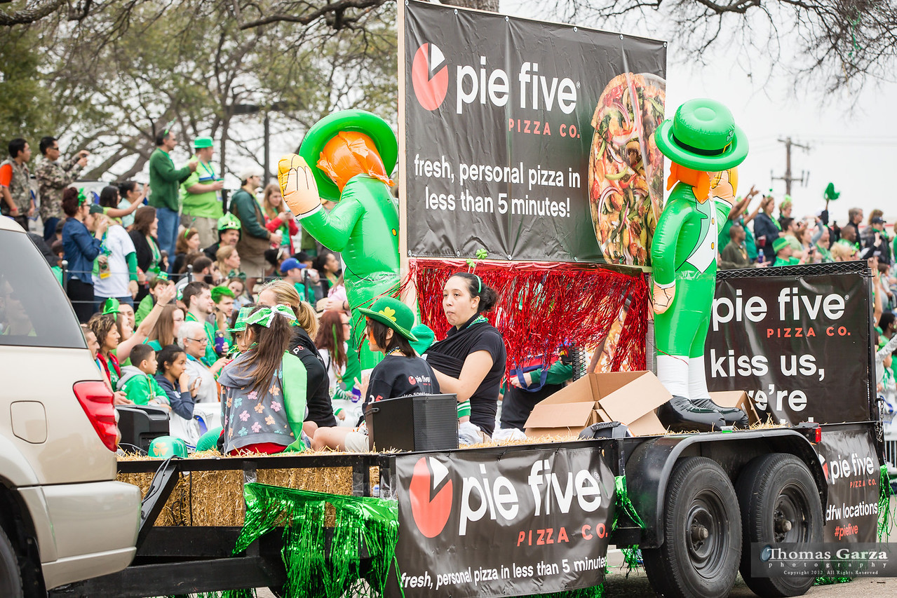 St Patricks Day Parade 2014 - Thomas Garza Photography-140