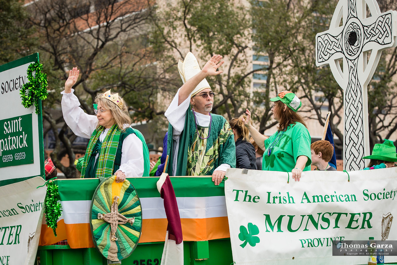 St Patricks Day Parade 2014 - Thomas Garza Photography-132