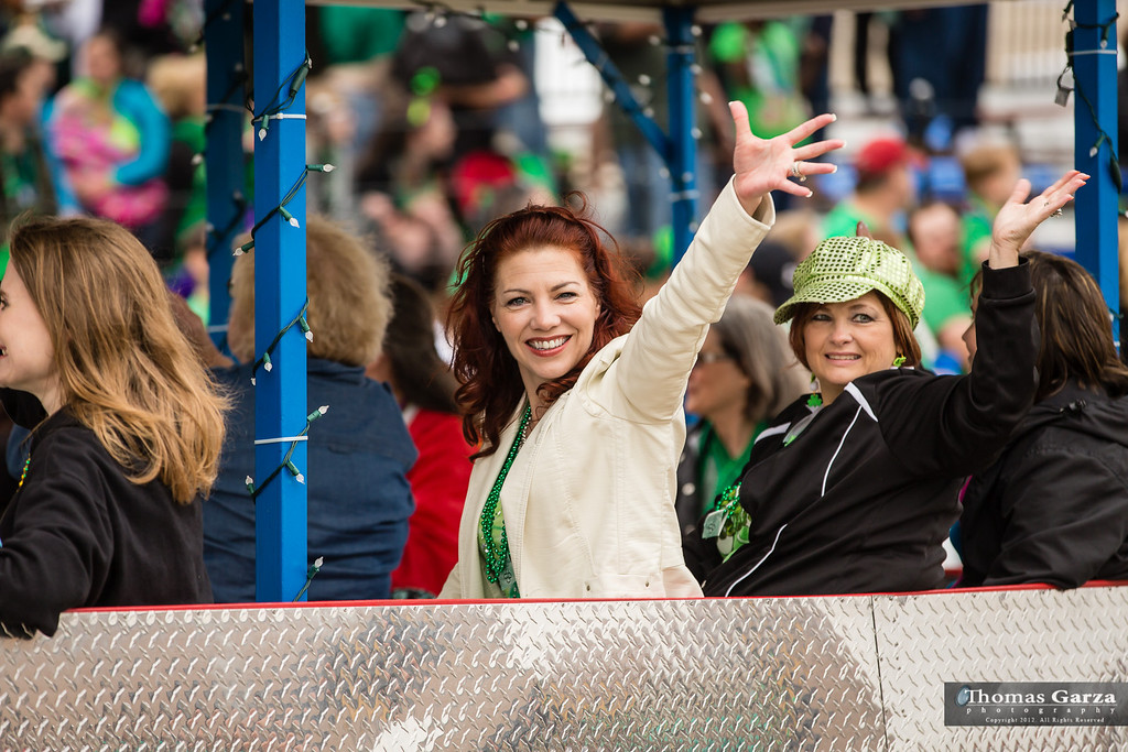 St Patricks Day Parade 2014 - Thomas Garza Photography-250