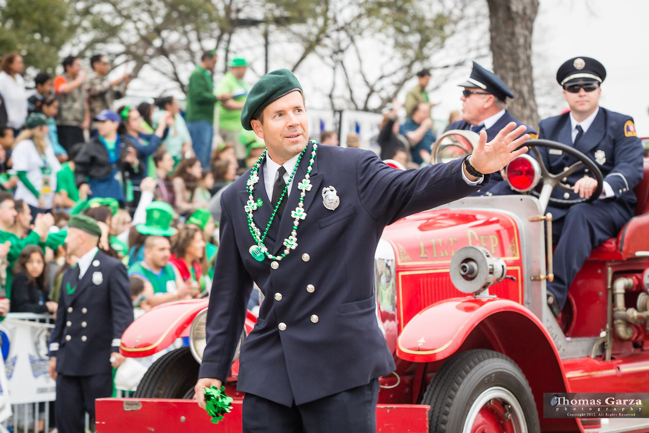 St Patricks Day Parade 2014 - Thomas Garza Photography-117