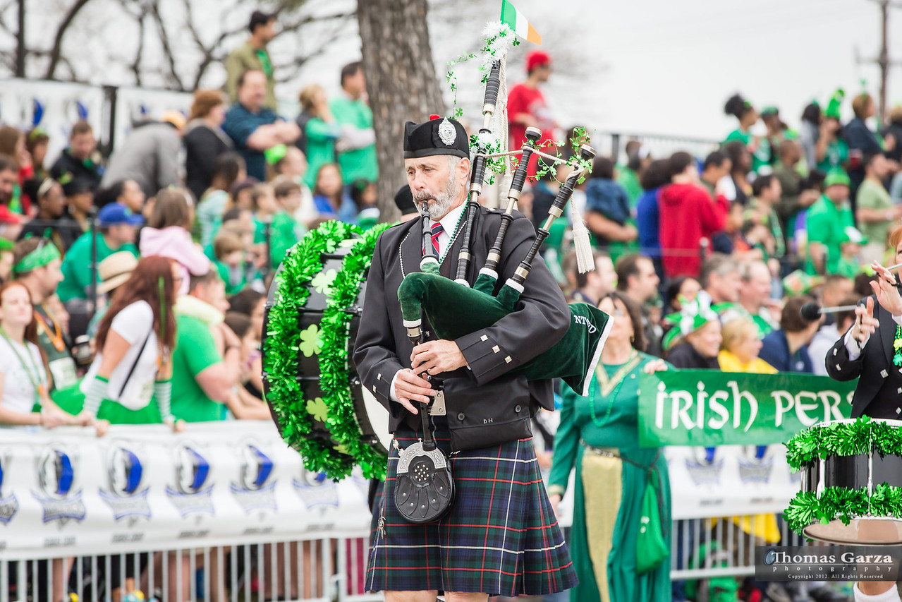 St Patricks Day Parade 2014 - Thomas Garza Photography-127